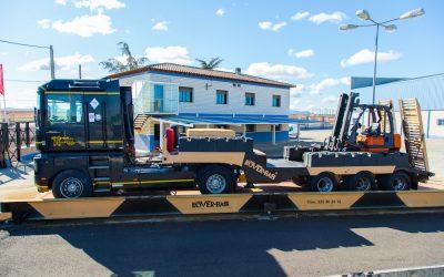 Rover-Bas: fabricante de básculas puente para camiones