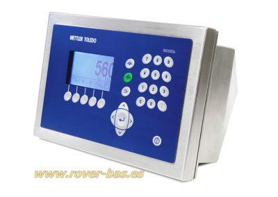 Indicador-peso-IND560-Multifunción-báscula-pesaje