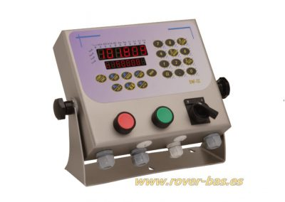 Indicador de peso DW-IX BULK-WEIGHT INOX