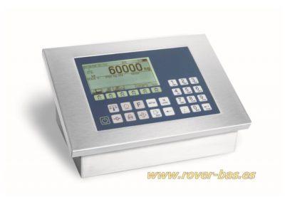Indicador-peso-Matrix II-pesacamiones-alfanumerico-báscula-pesaje