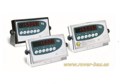 Indicador-peso-SMART-Solo Peso-Peso Tara-Cuentapiezas-báscula-pesaje