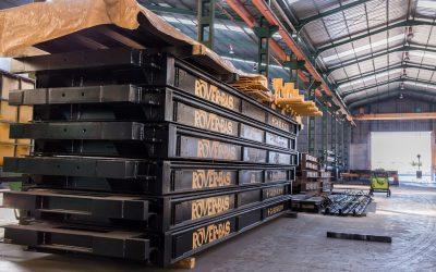 Básculas puente: proyectos internacionales de instalación.