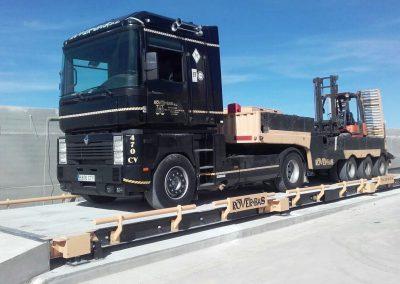 Bascula-puente-RV-2000SSH-M-Modular-Sobresuelo-Hormigón-Pesaje-Camiones