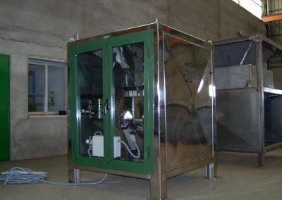 Bascula-pesadora-RV300PC-inox-aceituna-pesaje-continuo