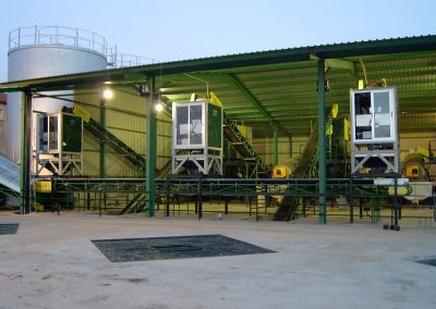 Bascula-pesadora-RV300PC-metalica-aceituna-pesaje-continuo 3