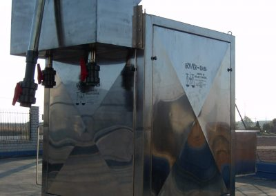 Bascula-pesadora-RV600PC-metalica-aceituna-verdeo-pesaje-continuo