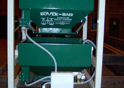 Bascula-pesadora-RV100PC-metalica-aceituna-pesaje-continuo 3