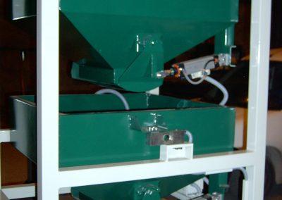 Bascula-pesadora-RV100PC-metalica-aceituna-pesaje-continuo 4