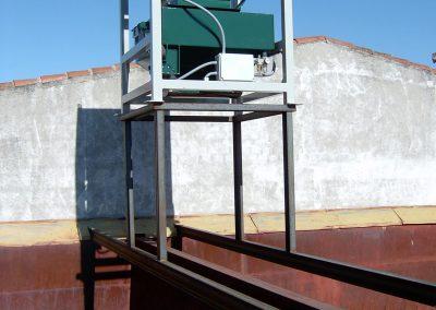 Bascula-pesadora-RV100PC-metalica-aceituna-pesaje-continuo 2