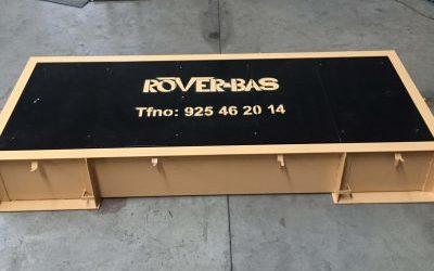 Báscula pesaejes RV-2000 PE