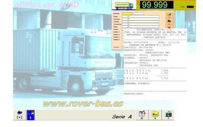 Gestión de entradas/salidas de vehículos OBPLUS